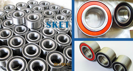 SKET wheel hub bearings