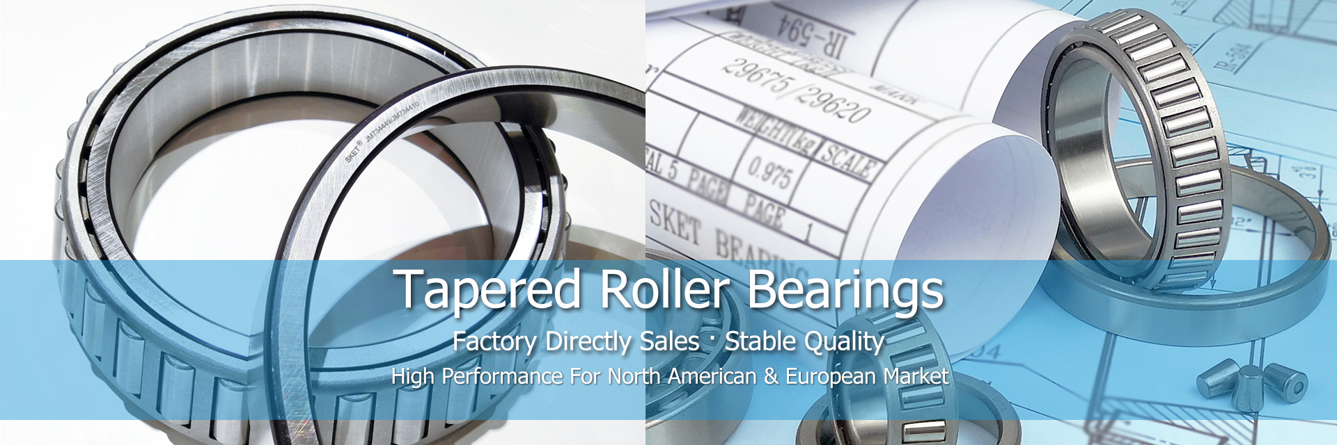 tapered roller bearing manufacturer in China